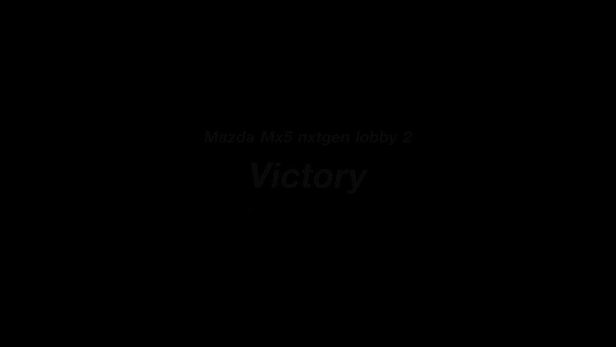 Winner! #NxtgenRacing #MX5 #GTSport #XiteEnergy #FrugalGaming #Thrustmaster #PS4share  https://store.playstation.com/#!/en-gb/tid=CUSA00572_00…