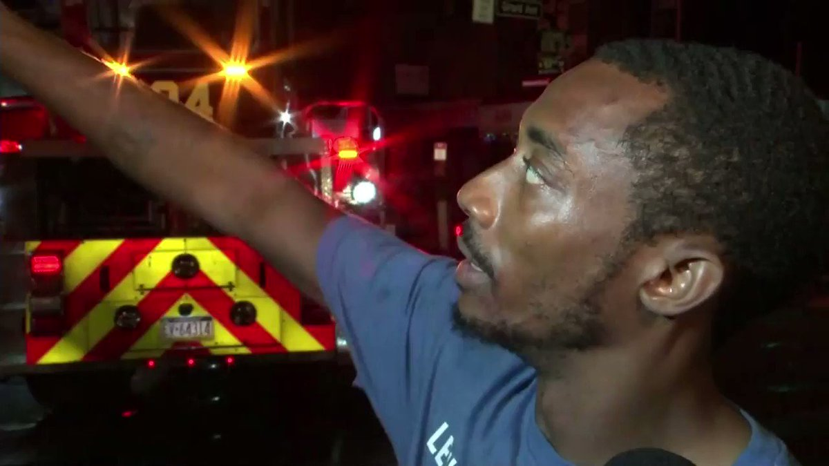Unlike Agholor: Philly man delivers hilarious quip after fire rescue