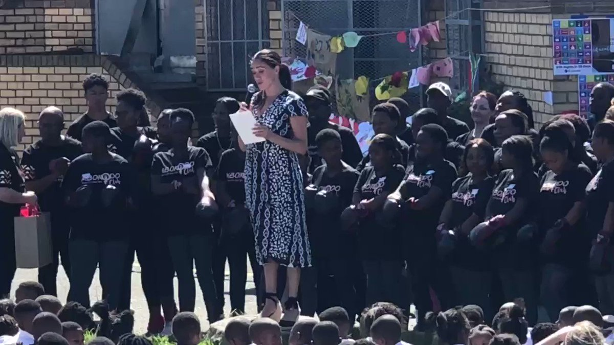 Meghan Markle Told South African Women 'I Am Here With You as Your Sister' in Powerful Speech
