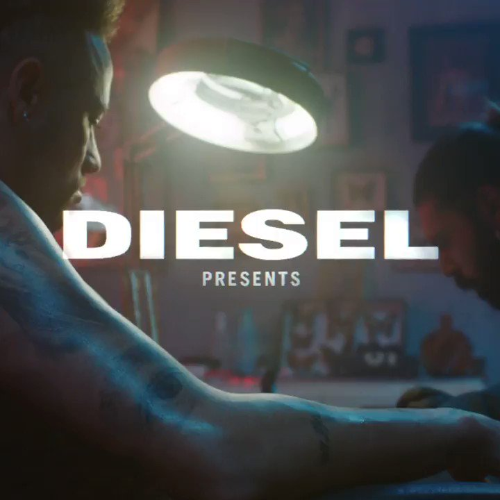 It's fresh and bold. The best fragrance you could wear is #SpiritOfTheBrave . @Dieselparfums #PlayWithYourFears