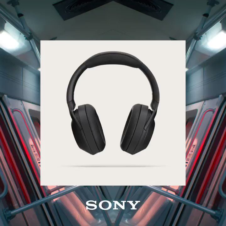 More listening, less charging. 🎶 (The WH-1000XM3 Noise Cancelling Headphones with up to 30 hours of battery life.) bit.ly/WH1000XM3 #SonyAudio