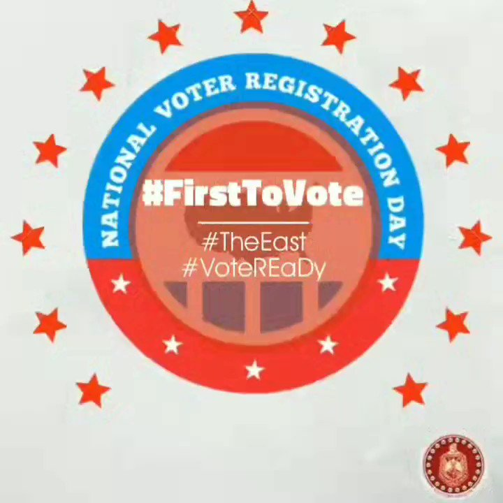 Image for the Tweet beginning: National Voter Registration Day was