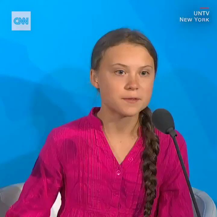 Greta is the AOC of Jussie Smollets. An obvious political pawn of the Democratic Party. @GretaThunberg is the worst actress ever. #MAGA