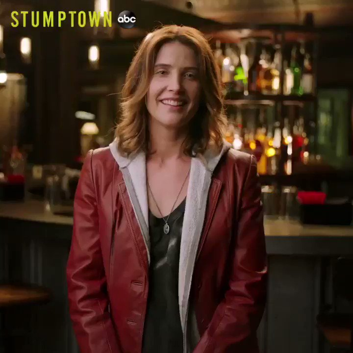 Tomorrow night our show #Stumptown premieres on ABC at 10I9C! We can't wait for you all to see it! @StumptownABC