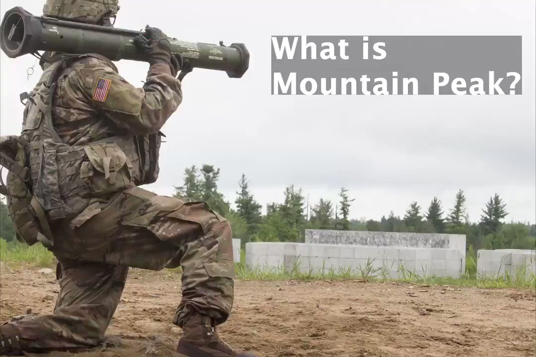 Watch as the @10MTNDIV train as a #ArmyTeam and get #Ready2Fight. #TuesdayTraining Video by #10thMTNDIV