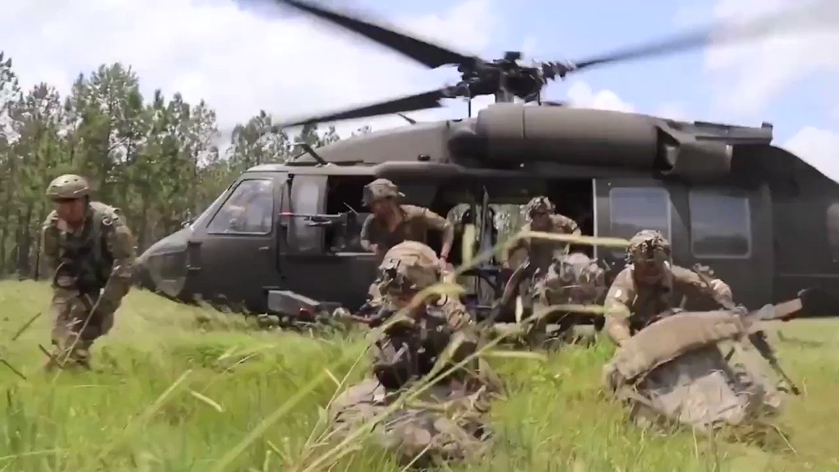 Conquering the rest of the week like... Video by @FortBenning #HumpDay #ArmyTeam