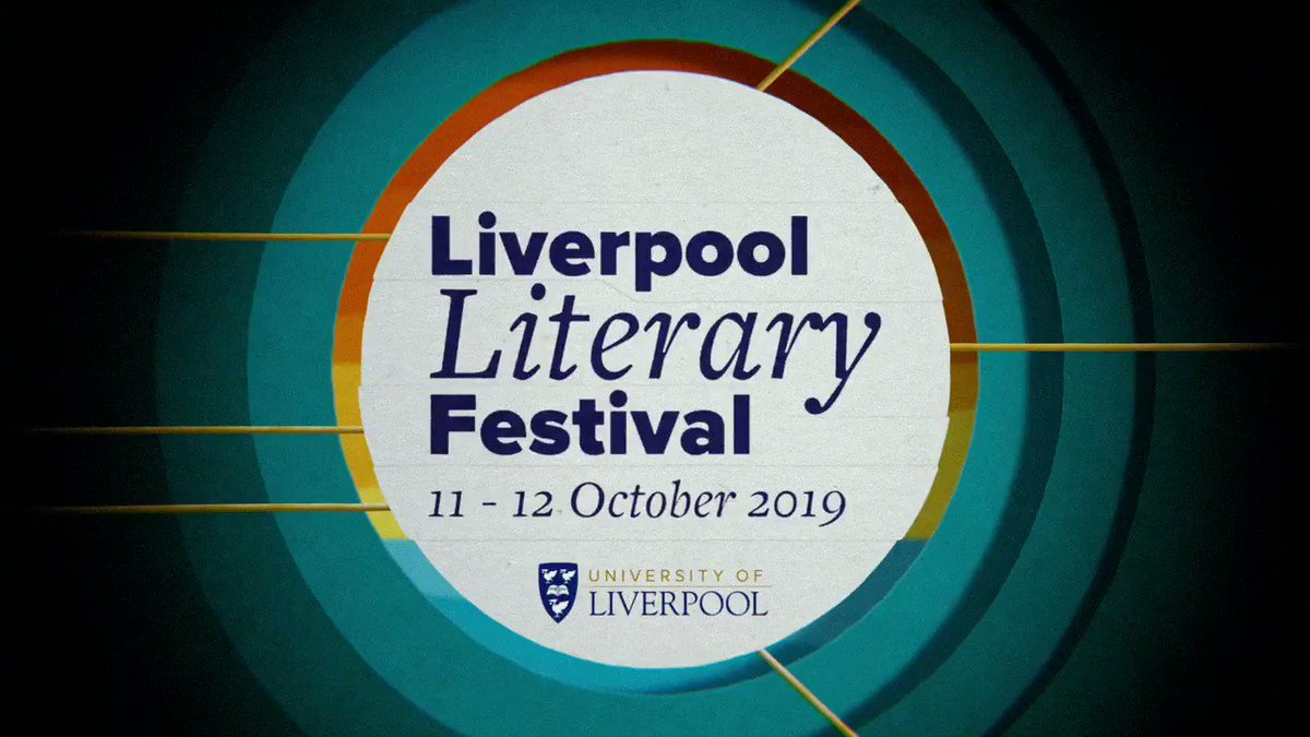 Just one week to go until our Liverpool Literary Festival! #LivLitFest Weve got a packed programme full of lively talks and inspiring discussions, check them out here: liverpool.ac.uk/literary-festi…