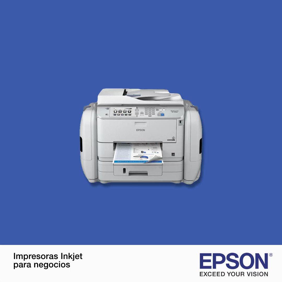Próximo arribo, las mejores soluciones en impresión para empresas. Linea #WorkForce de #Epson, en @romisuruguaysa