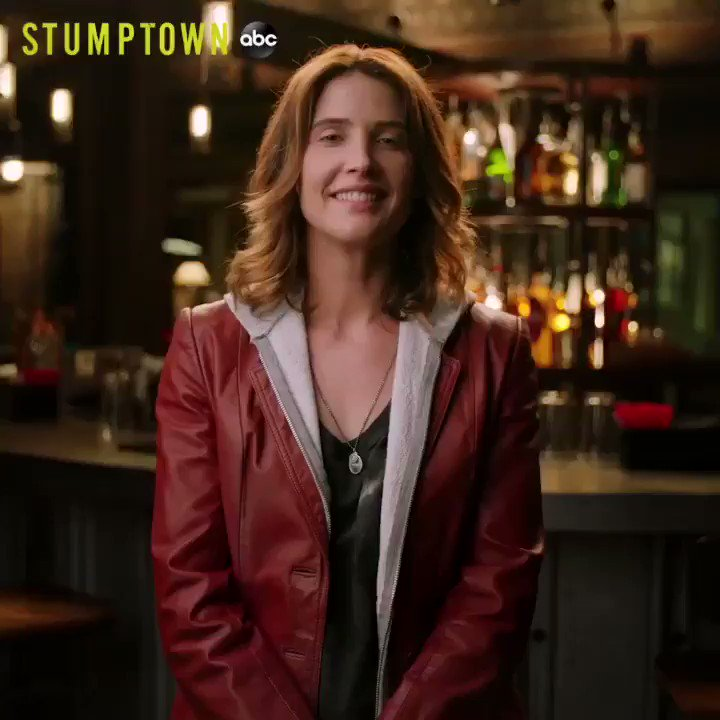 Tonight's the night, @StumptownABC premieres!! Tune in at 10I9C! #Stumptown