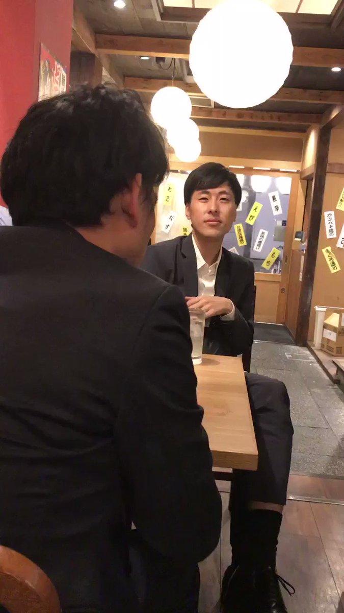 RT @hendernakamura: 同期で久しぶりに飲んでます。 こうへいが9ヶ月振りに飲んでるとの事でめちゃくちゃ気持ち良さそうに酔ってる。 https://t.co/3aPBSvIZX8