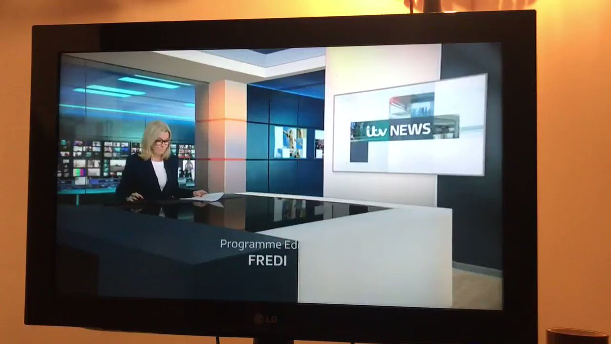 I'm guessing it was just an average, uneventful Wednesday at work, @FredianiITV.... 🤷♀️
