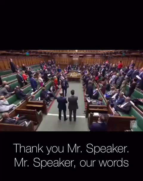 My contribution following last night's shameful session.👇🏼 The PM bears the greatest responsibility for what he says and inspires. Beyond disappointing he didn't show up today.