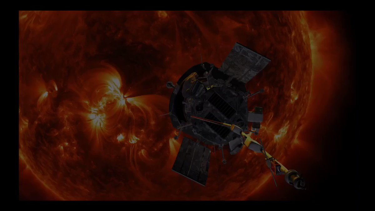 How hot is it at the #sun? #ParkerSolarProbe, the mission to the sun, launched just over a year ago! ASC's Patrick So explains its 3rd close pass (or perihelion) to sample the sun's corona and the data received so far – 50% more data than expected! youtu.be/uehHiStUofA