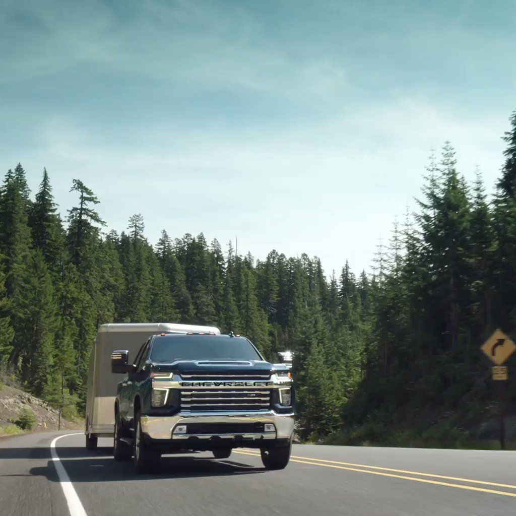It's easy to see why the #Chevy #Silverado leads the way.