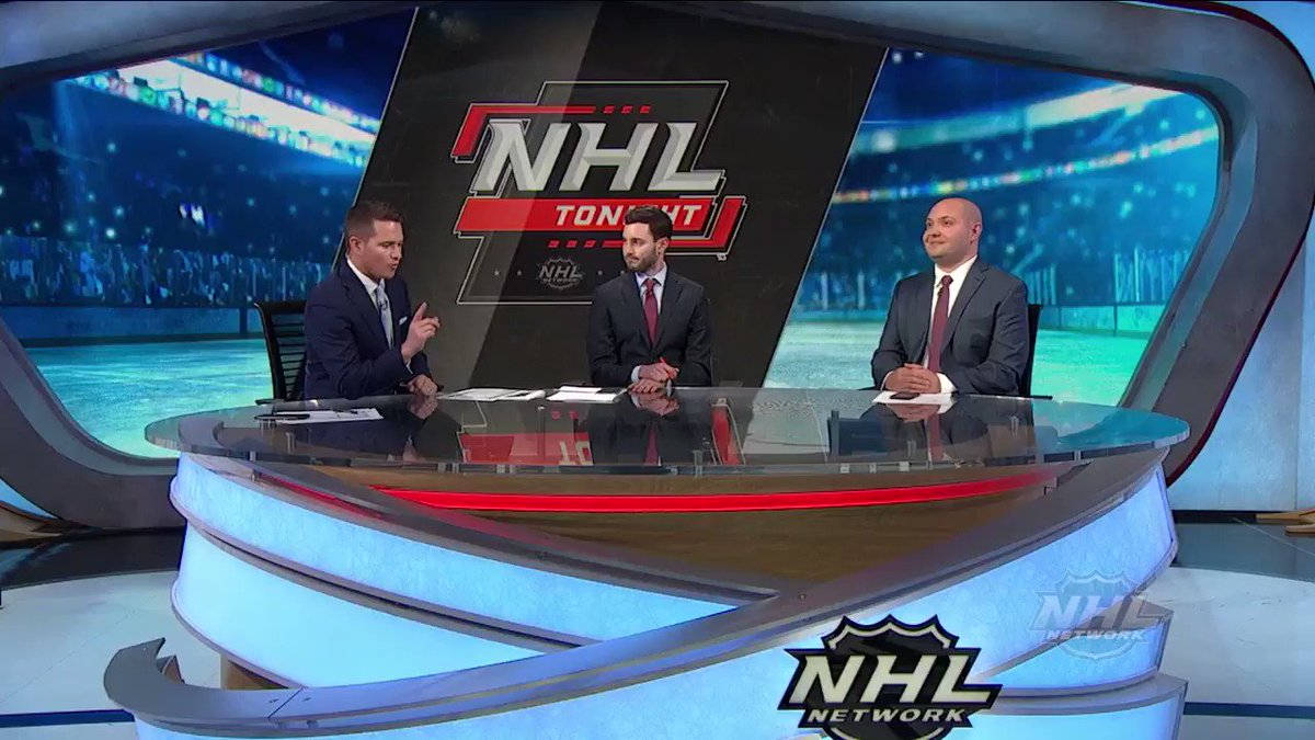 Must-have #FantasyHockey players: @NHLJensen is all over Filip Hronek of the @DetroitRedWings, while @NHLReese has his eyes on Clayton Keller of the @ArizonaCoyotes @NHLNetwork fantasy special: bit.ly/2nEcTp2