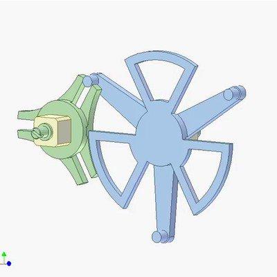 Geneva Mechanism