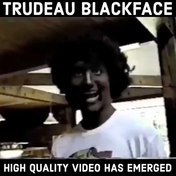 New Video Of Trudeau In Blackface Emerges