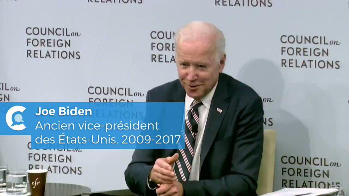 ⤴️THREAD 4/7 De son aveux même Joe Biden (vidéo ci-dessous) refuse une garantie d1 miliard 💲à lUkraine (ce qui lui aurait occasionné un défaut de paiement), tant quelle naura pas licencié le procureur enquêtant sur la société louche qui rémunère grassement son fils⤵️