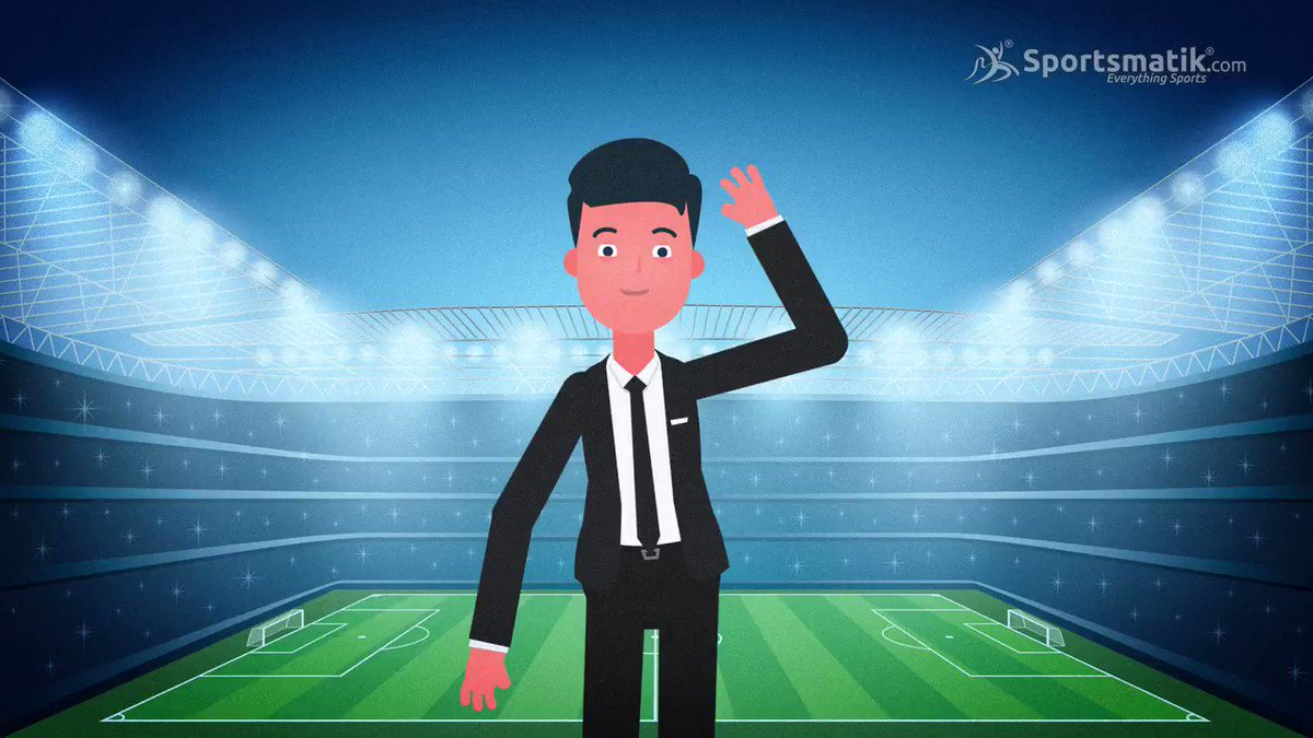 Thinking of how you can shine in the world of sports? Well, here is a quicker and smarter way to do that- http://Sportsmatik.com! Watch the video to know more.Register your profile herehttps://sportsmatik.com/register?t=athlete…#Sportsmatik #athlete #sportsprofile