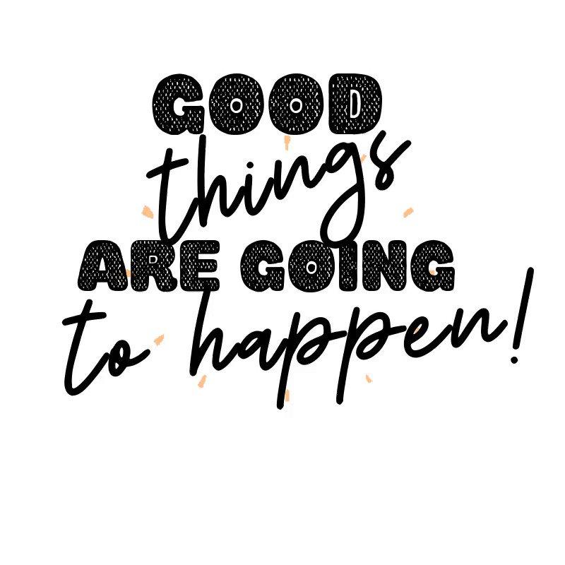 Wishing many good things for you this week! #MotivationMonday #happyMonday #GoodThings