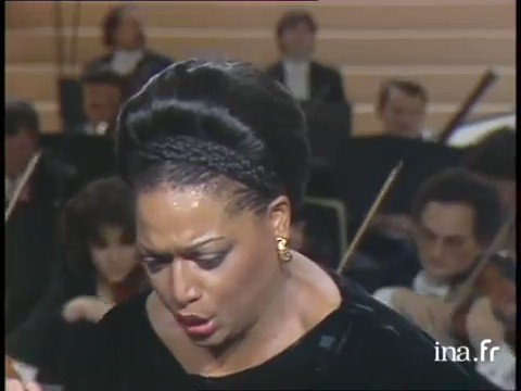 Rest in peace to the legendary Jessye Norman. The opera icon passed away at 74 years old.