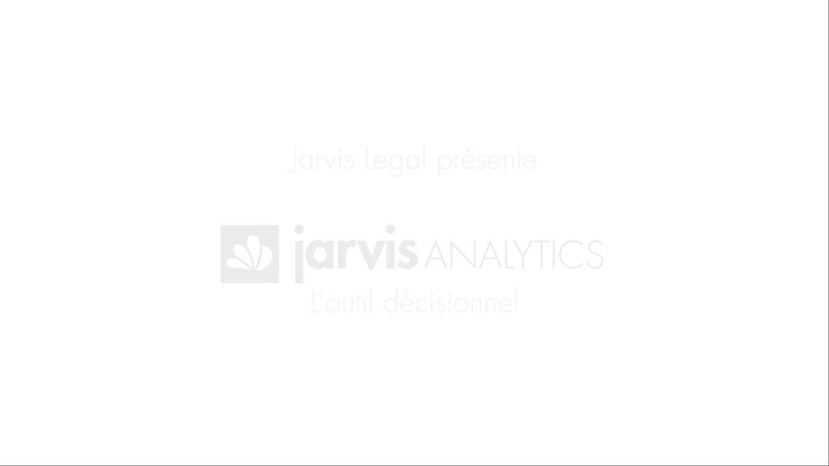 Image for the Tweet beginning: Lancement de Jarvis Analytics :