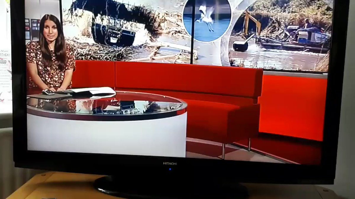 Thank you to @upstarts1979 for capturing the article on @bbcmtd following the recent works we completed using our #Truxor amphibious machines