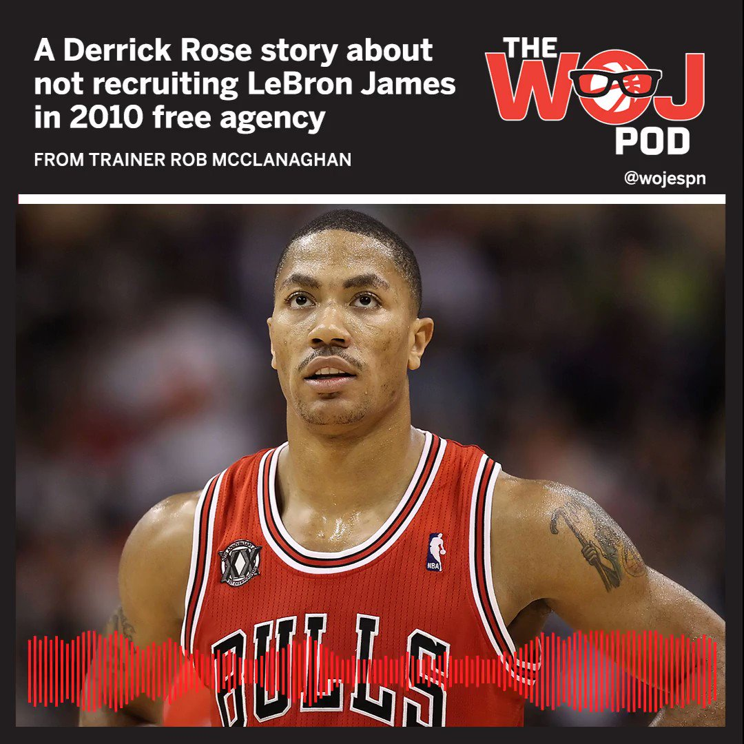 Full audio of The Woj Pod with NBA trainer Rob McClanaghan: es.pn/2nmFY8F
