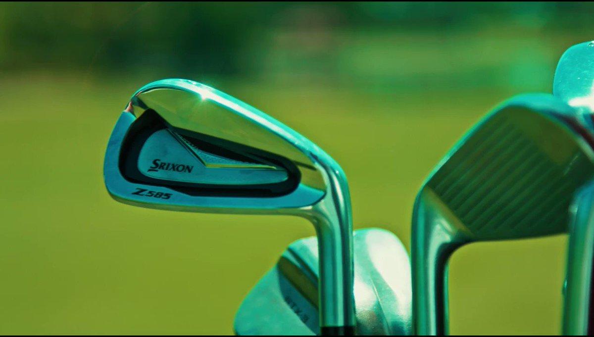 Explore the Srixon Z Series Irons: bit.ly/2C04xic #Srixon #ZSeries