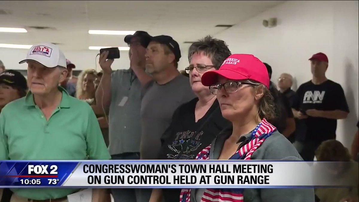 Rep. Haley Stevens Trashes The NRA At A Gun Range