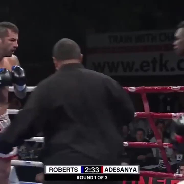 Adesanya will retire undefeated https://t.co/Wjw60YB26V