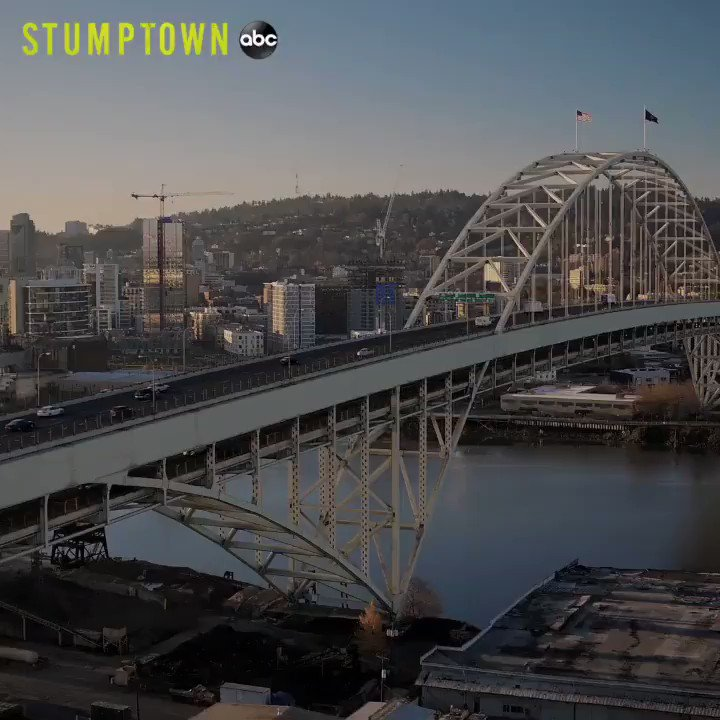 We're back TONIGHT on ABC at 10|9C with a new @StumptownABC episode, check it out! #Stumptown