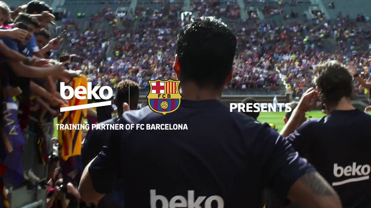 Episode 3 of our @FCBarcelona exclusive series #ProsBehindThePros: Dress For Success is live on http://Youtube.com/Beko