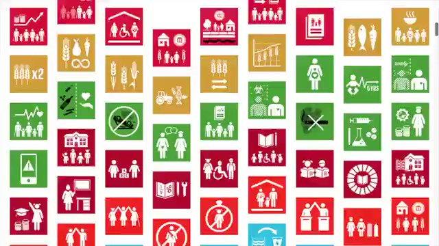 ⚙️ ¡Las 1⃣6⃣9⃣ metas llevan la #Agenda2030 a la acción! 🔎¿Las conoces? ¡Nos marcan el camino a seguir para cumplir los 17 Objetivos de Desarrollo Sostenible para el año 2030! 📄 ¡Aquí un documento con todas! bit.ly/METAS2030 #ODS #FelizJueves