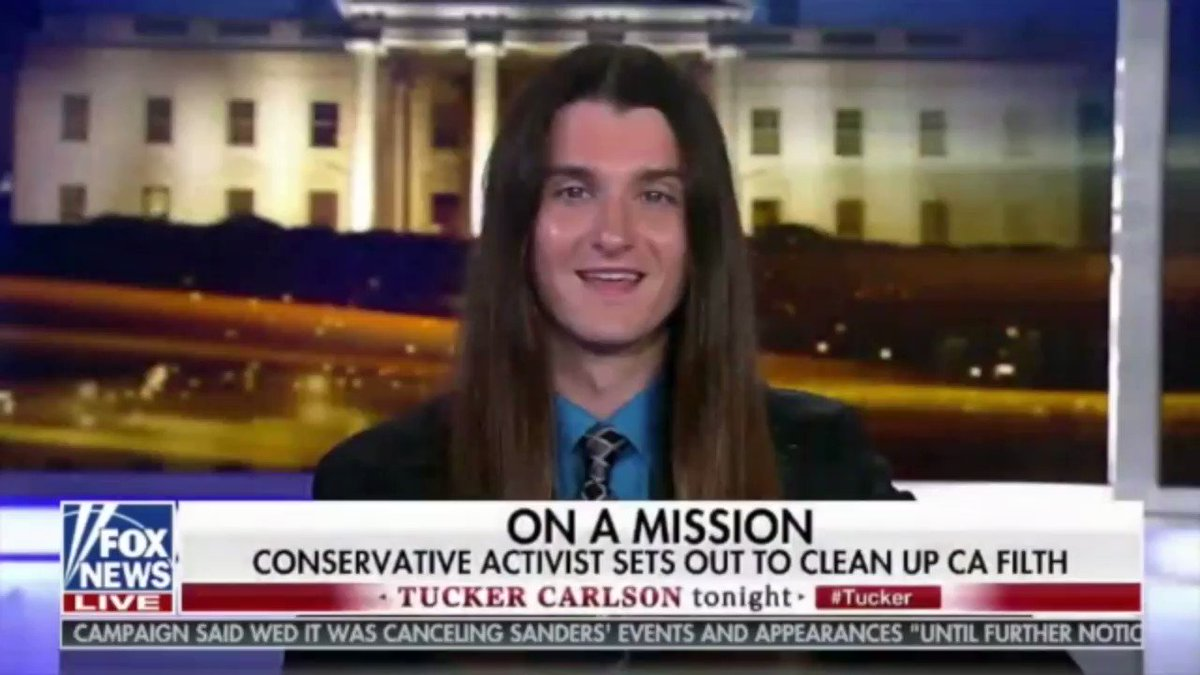 Replying to @ScottPresler: I'll never forget the day I went on with @TuckerCarlson.  Thank you all of the love & support.