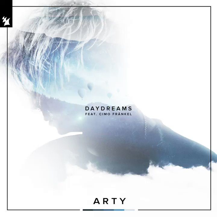 """My new single """"Daydreams"""" is out now ❤️  Stream it here: https://armas1650.lnk.to/Daydreams"""