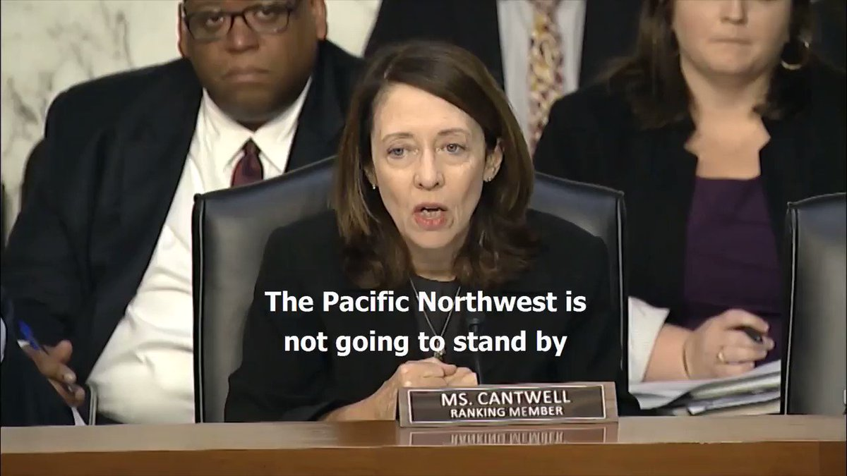 The Pacific Northwest is not going to stand by while the Trump administration builds a gold mine in Bristol Bay. The mine is a direct threat to Bristol Bay salmon and thousands of jobs in the Pacific Northwest. #SaveBristolBay