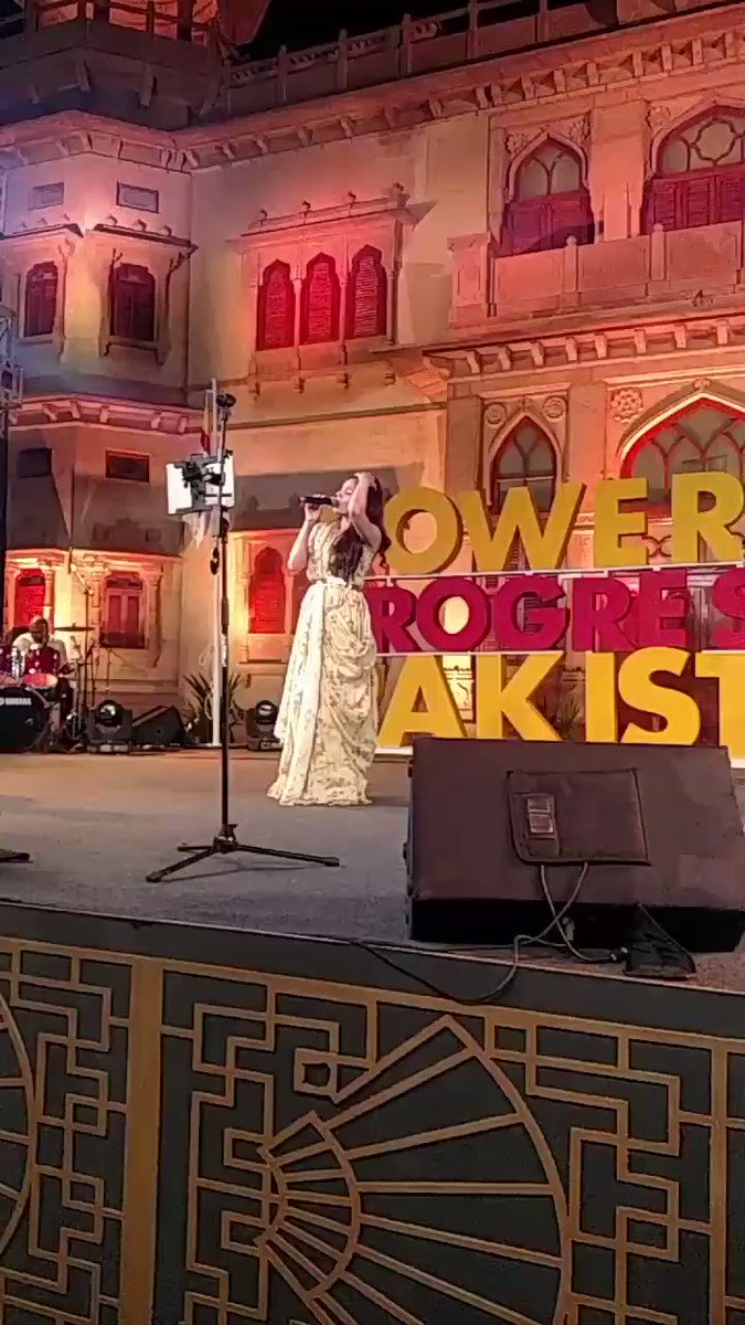 their world tour  In honor of shell and Pakistan's history today was launch of their memories. On 4th October #70yearsPoweringProgressinpakistan  #Sheel #SyntaxcommunicationPR #MiDigitattv