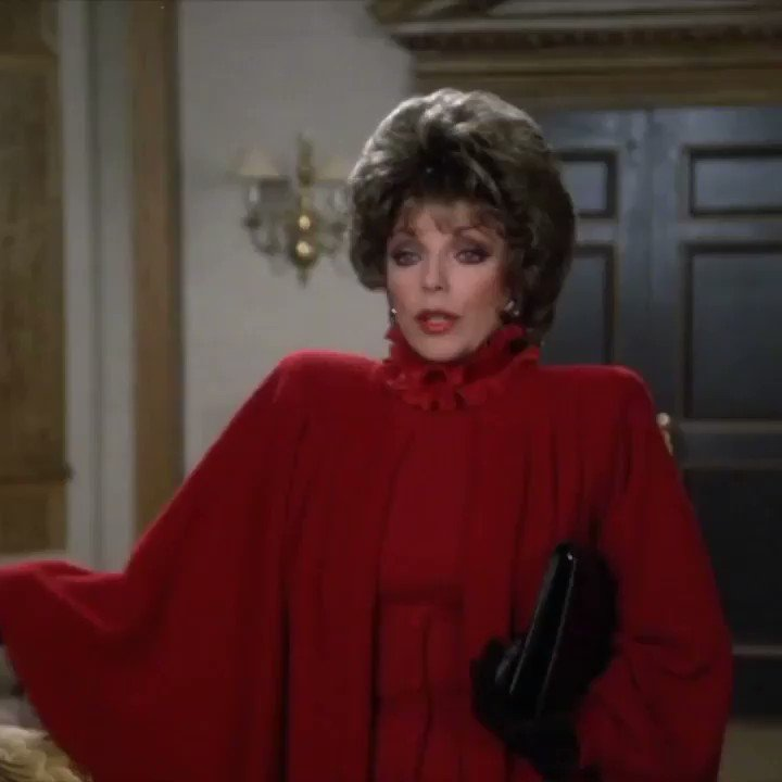 Remembering some of the wonderful scenes that Diahann and I shared on #Dynasty. #RIPDiahann #DominiqueDeveraux #AlexisCarringtonColby