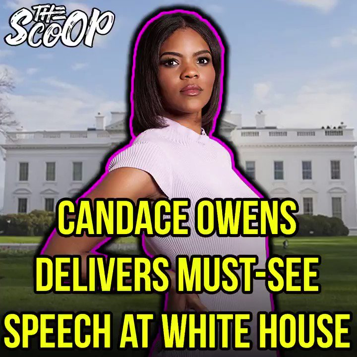 Candace Owens speaking at the Young Black Leadership Summit  She deserves a standing ovation for calling Democrats out like this!👏 https://t.co/kVFD3AH5Oc