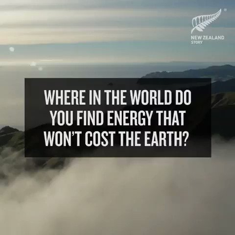 New Zealand banned all new oil and gas development. Now theyre looking to go 100% renewable. We have solutions to the #climatecrisis, lets implement them. #ActOnClimate #climate #energy #go100re #GreenNewDeal #geothermal