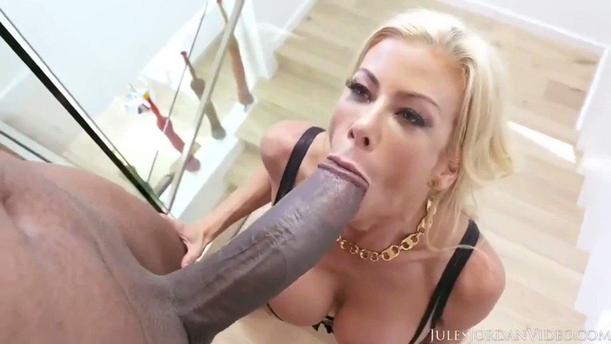 Hot Mature Milf Mom Rides A Big Fat Black Cock Bbc Anal With An Extra Dildo
