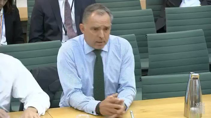 Cabinet Secretary @MarkSedwill (PACAC 9/9/19) Q: If theres a non-statutory VoNC which doesnt engage with terms of FtPA what happens after that? A: Essentially, a non-statutory VoNC has political effect & then for political system to determine what follows from that..
