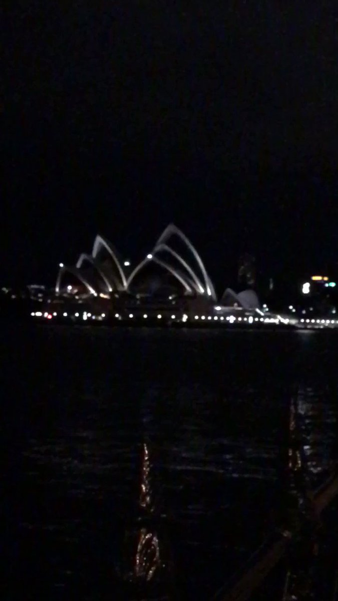 PSA Muggles: The Dark Mark Hit Aussie Cities Last Night And This Is Why
