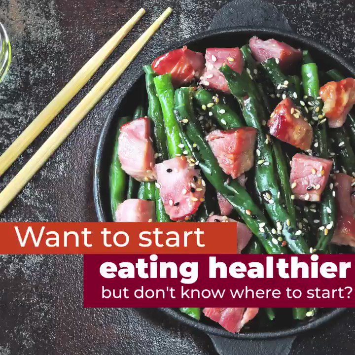 Eating healthy can be easy but it also can be hard to know where to start. Here are some tips on how to have a healthier diet for a healthier life 👇 #WorldFoodDay #HealthyDiets