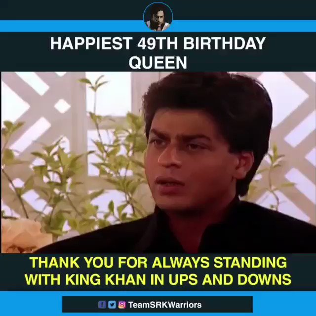 Wishing Gauri Khan a very happy birthday and success in all her endeavours