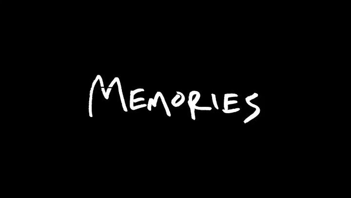 #Memories video out now.