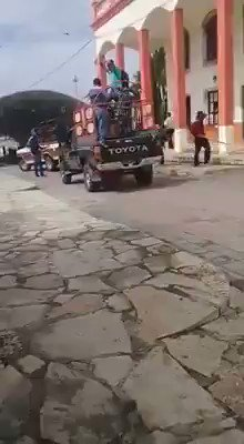 A Mexico mayor failed to fix roads as promised, so angry townspeople dragged him through the streets