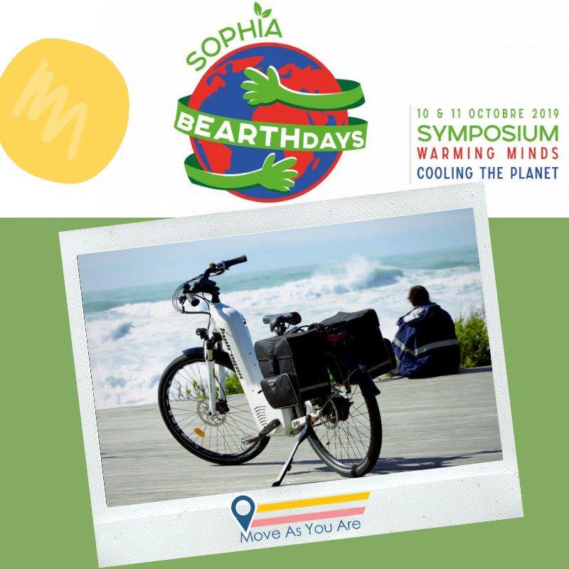 @PragmaFuelCells  a le plaisir d'être présent avec son #vélo #H2 Alpha, pour Les journées @SBearthdays qui auront lieu les 10 & 11 octobre @EspacesAntipoli dans la Ville de @ValbonneSA  #H2Bike #rechauffementclimatique  #hydrogène #ZeroEmission #H2now #GlobalWarming #Mobility