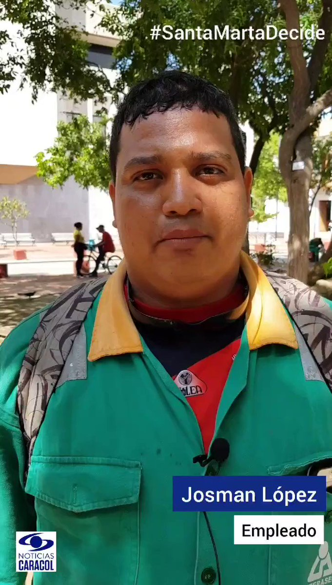 El #BusColombia está en Santa Marta escuchando qué piden los samarios al nuevo alcalde. Participe en los comentarios utilizando #SantaMartaDecide